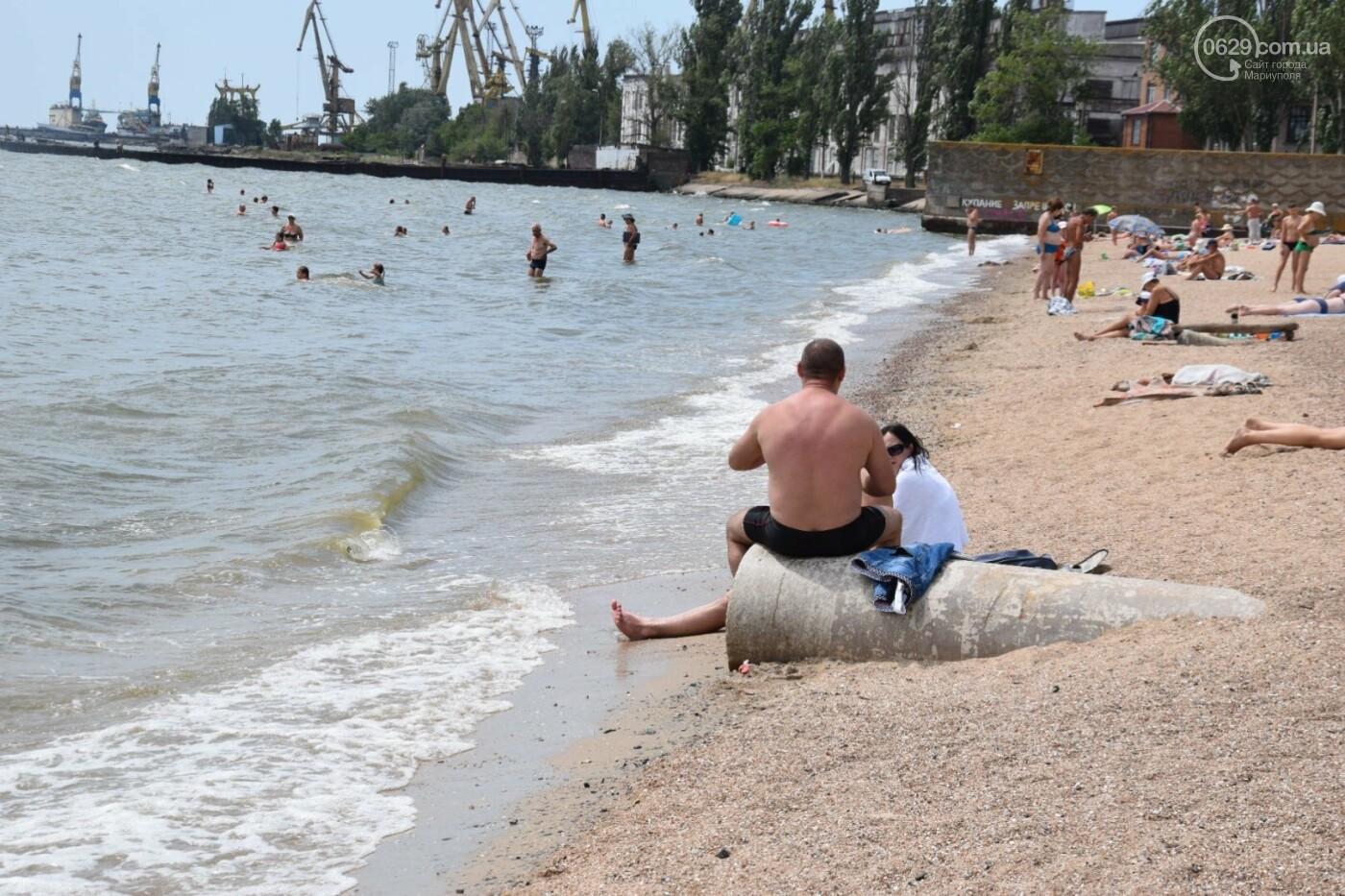 ТОП лучших пляжей Мариуполя, - ФОТО, фото-25