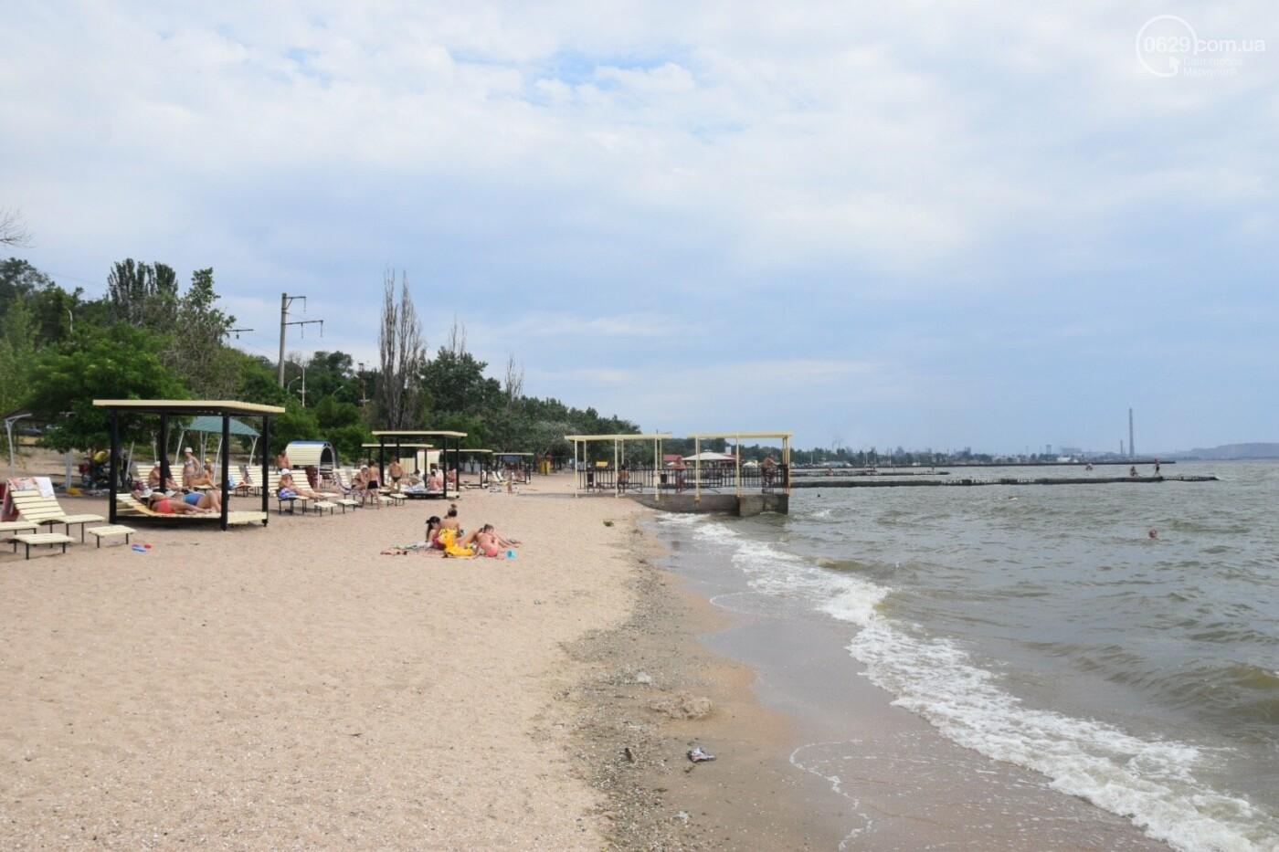 ТОП лучших пляжей Мариуполя, - ФОТО, фото-160