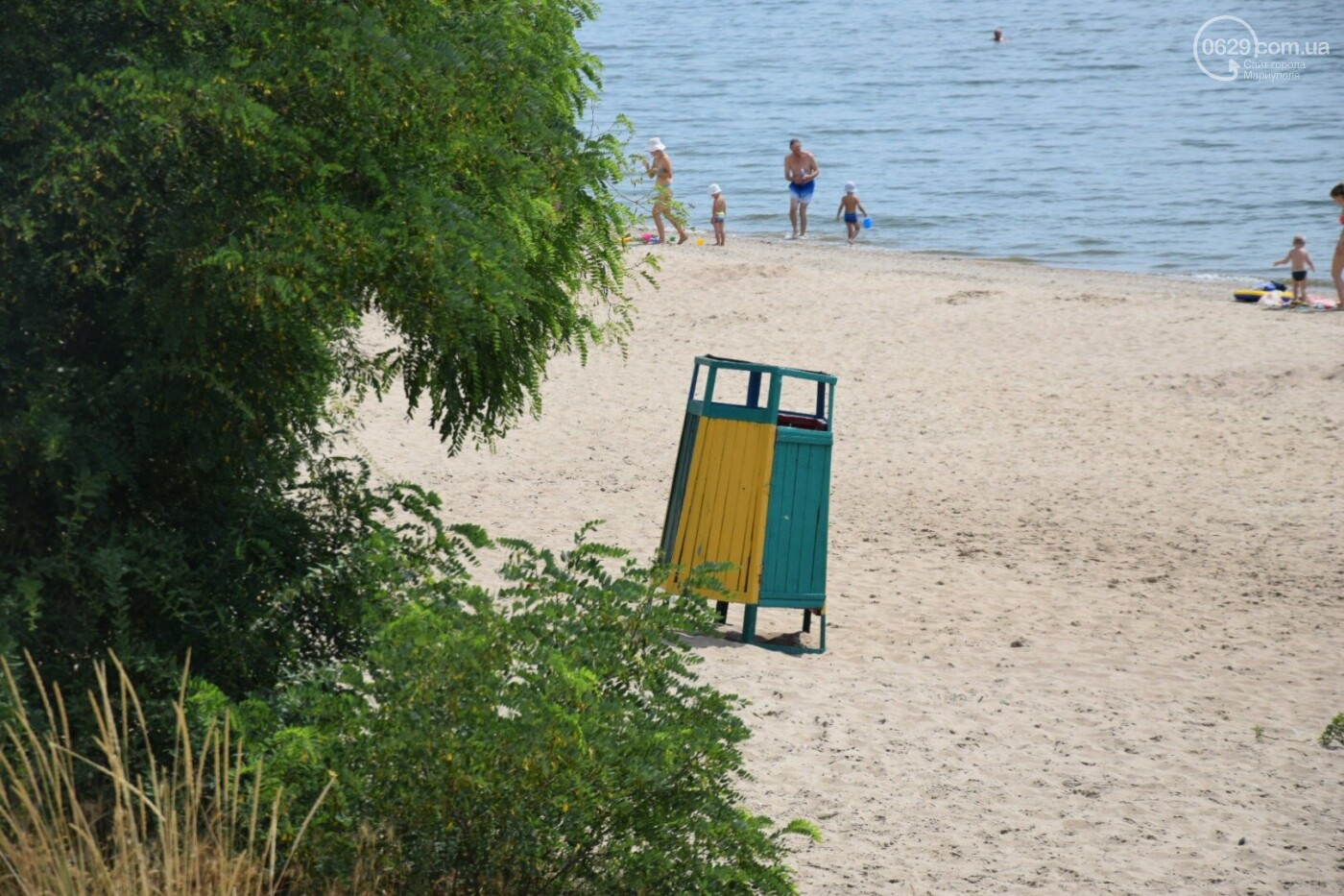 ТОП лучших пляжей Мариуполя, - ФОТО, фото-144