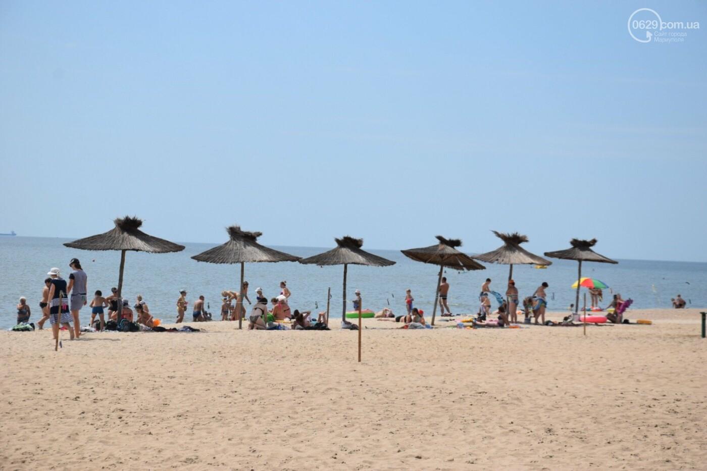 ТОП лучших пляжей Мариуполя, - ФОТО, фото-186