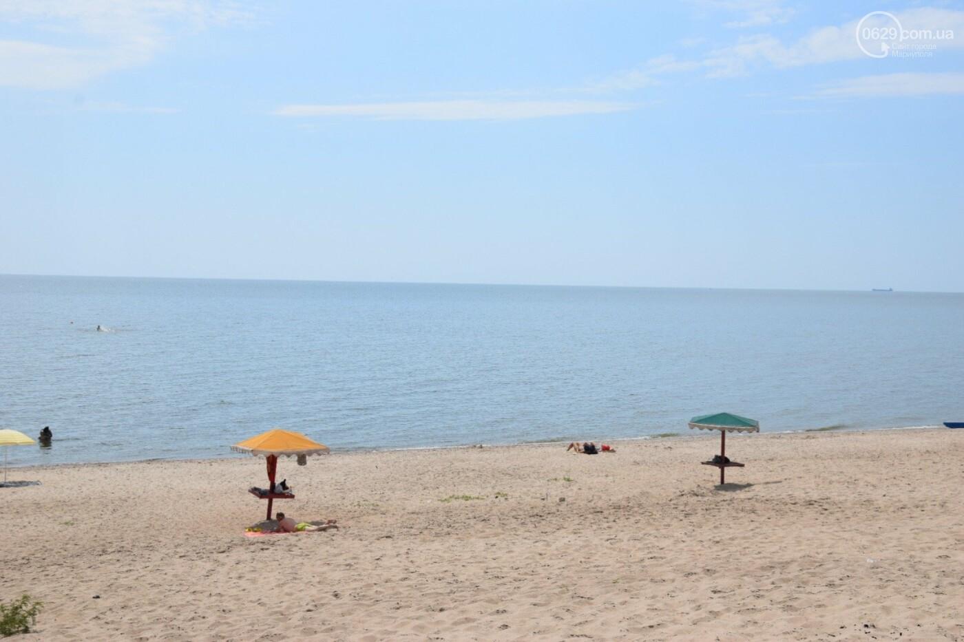 ТОП лучших пляжей Мариуполя, - ФОТО, фото-155