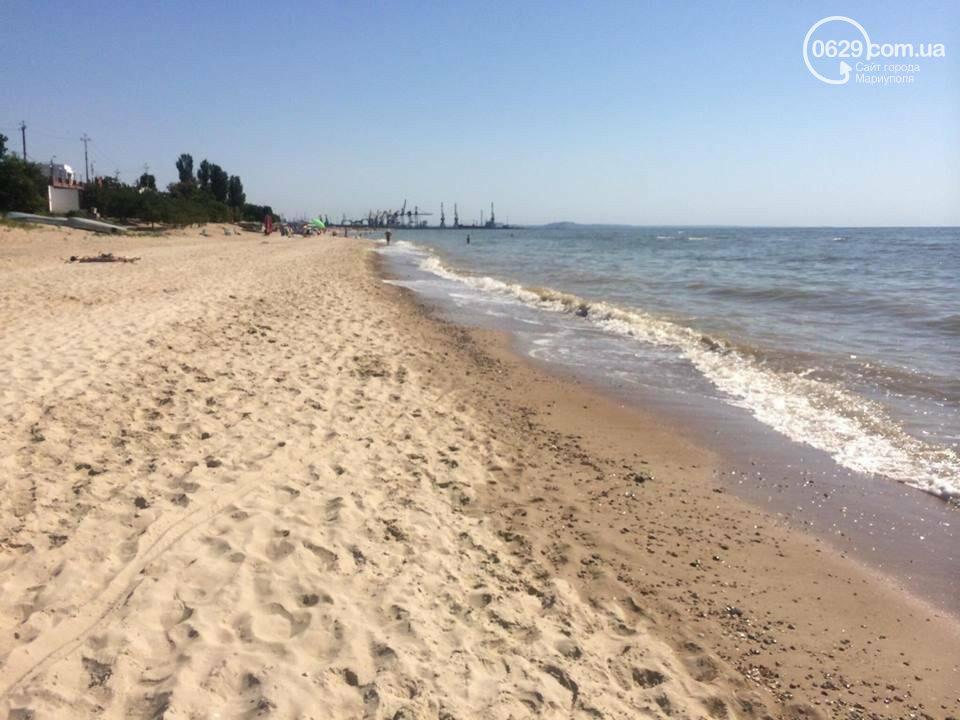 ТОП лучших пляжей Мариуполя, - ФОТО, фото-17