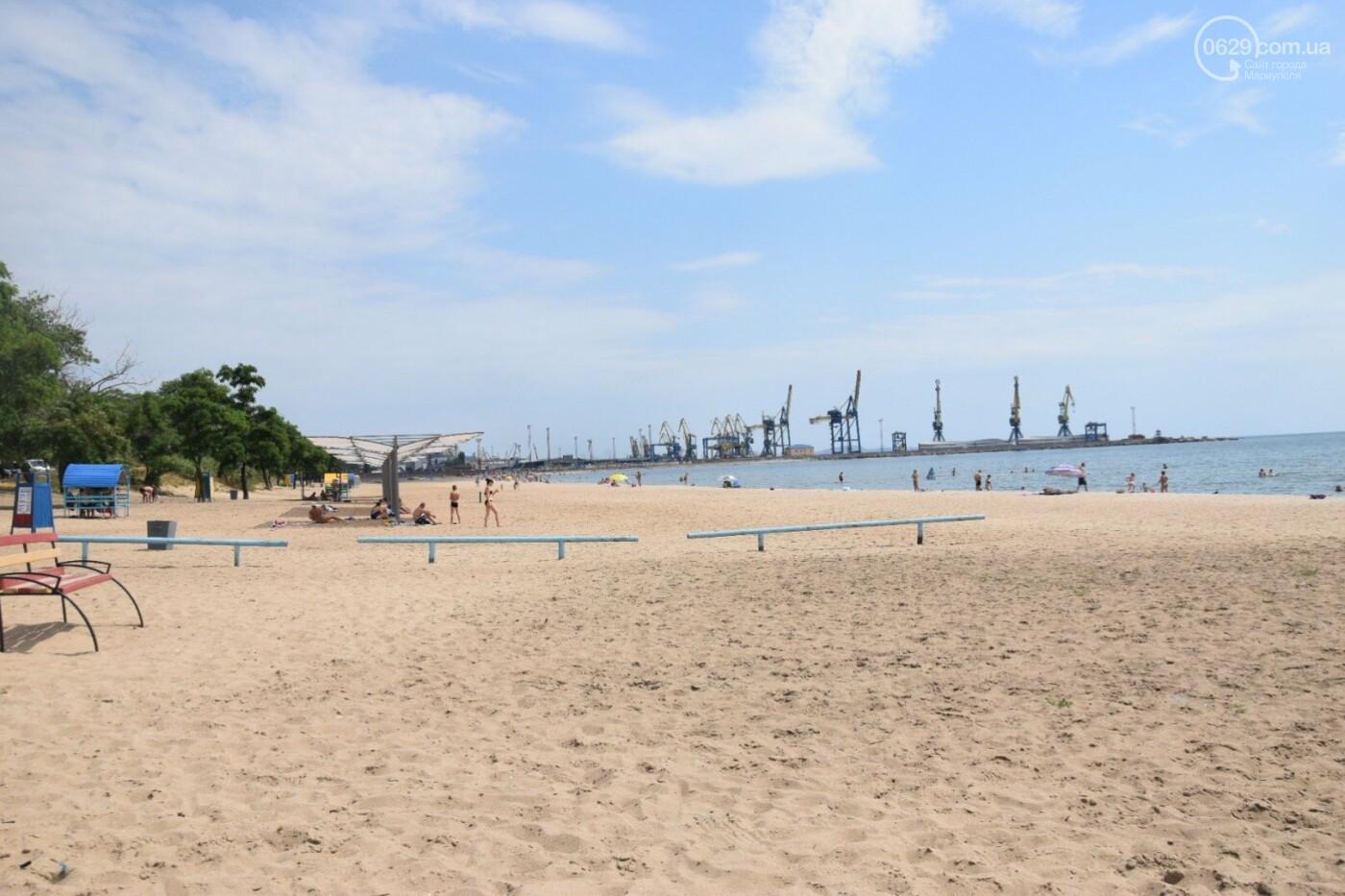ТОП лучших пляжей Мариуполя, - ФОТО, фото-188