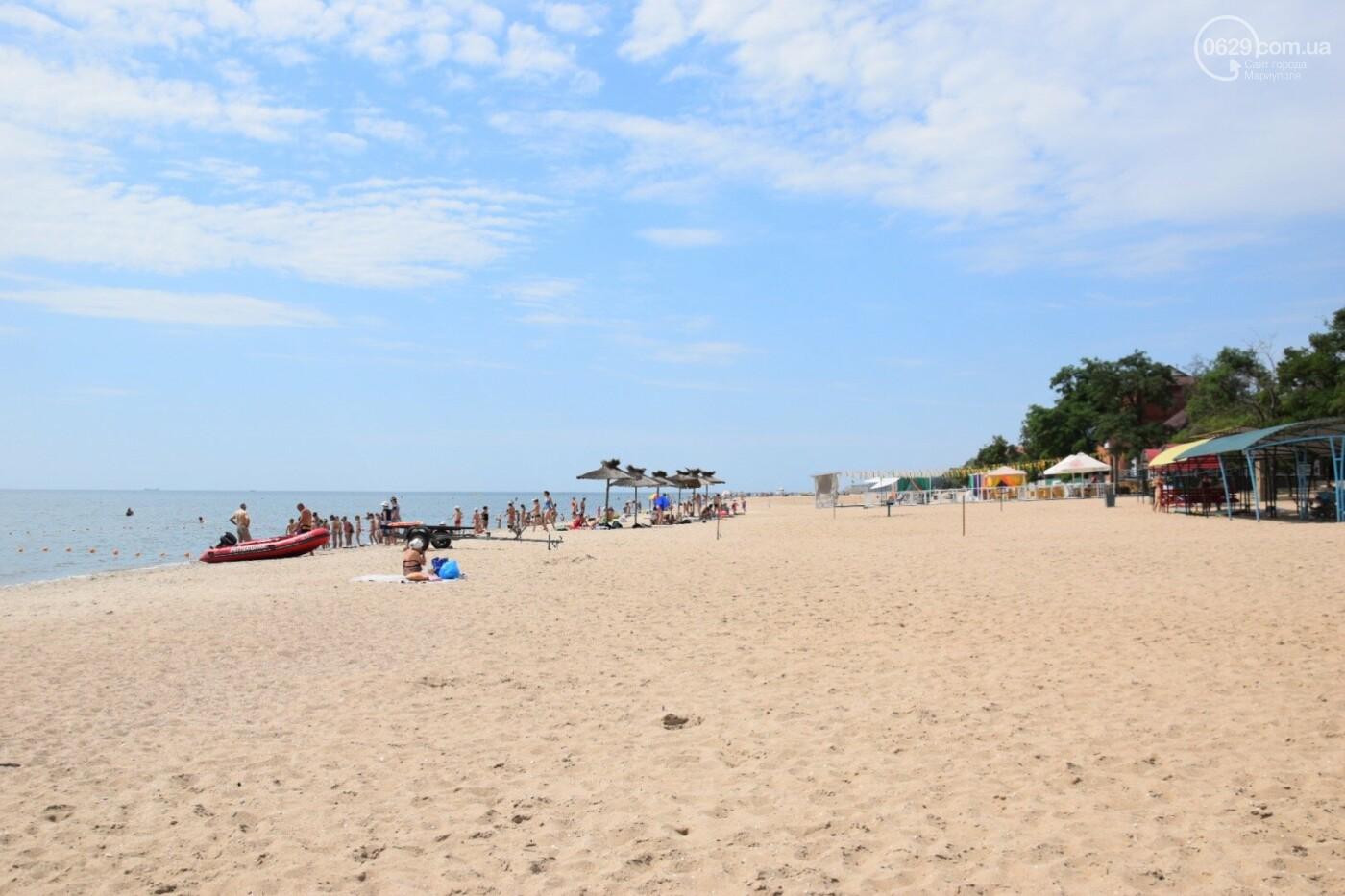 ТОП лучших пляжей Мариуполя, - ФОТО, фото-180