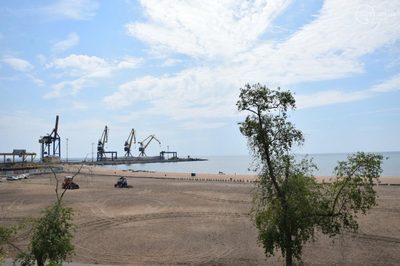 ТОП лучших пляжей Мариуполя, - ФОТО, фото-45