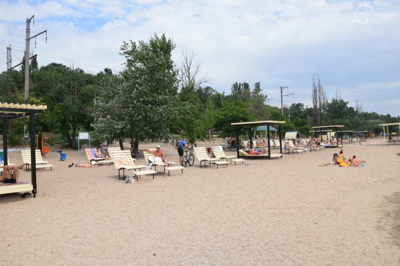 ТОП лучших пляжей Мариуполя, - ФОТО, фото-50