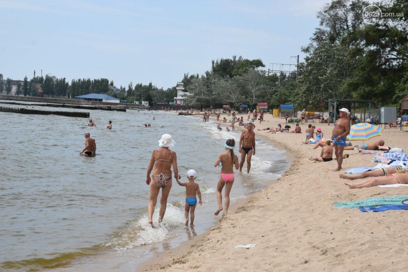 ТОП лучших пляжей Мариуполя, - ФОТО, фото-53