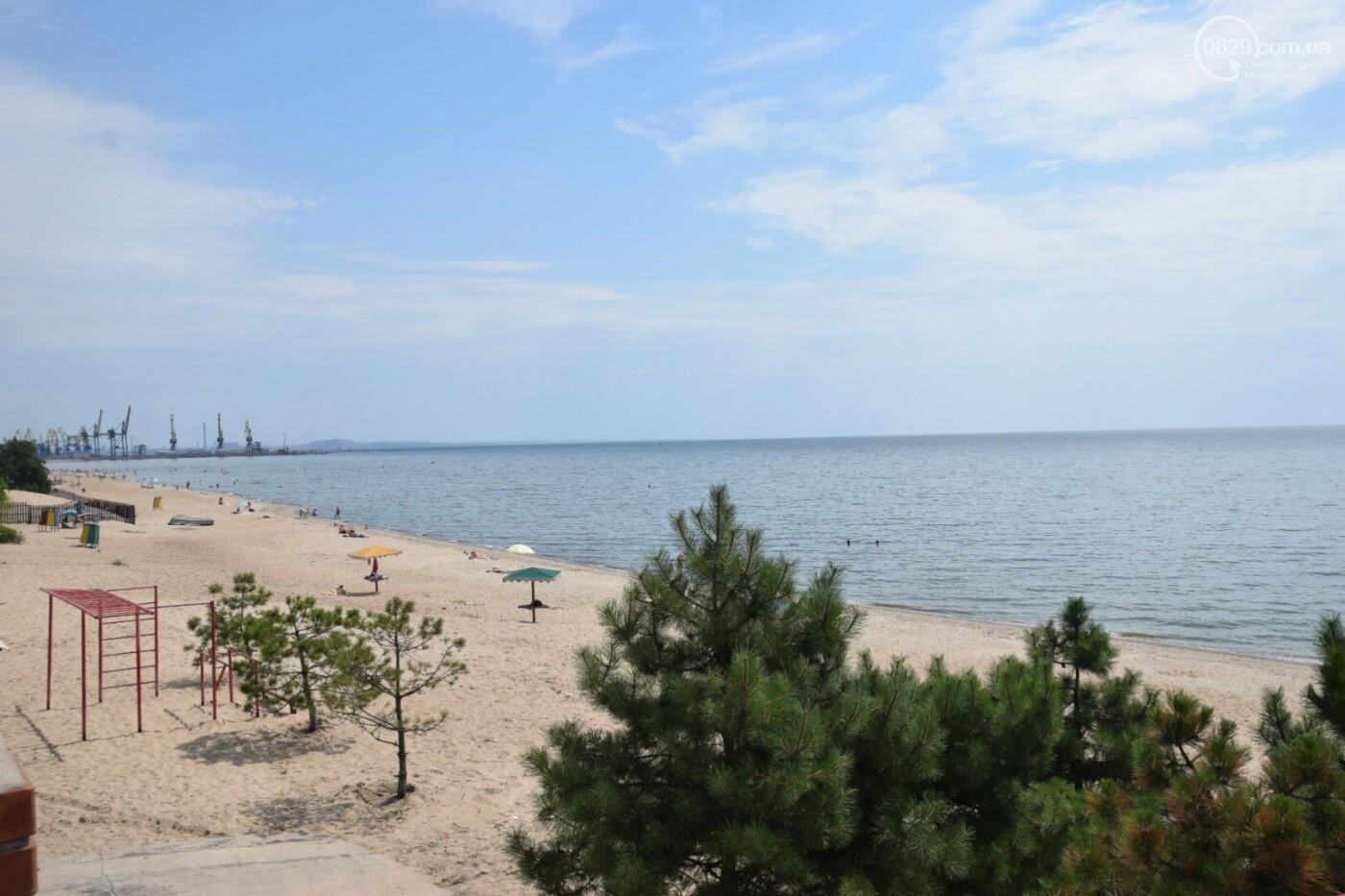 ТОП лучших пляжей Мариуполя, - ФОТО, фото-148