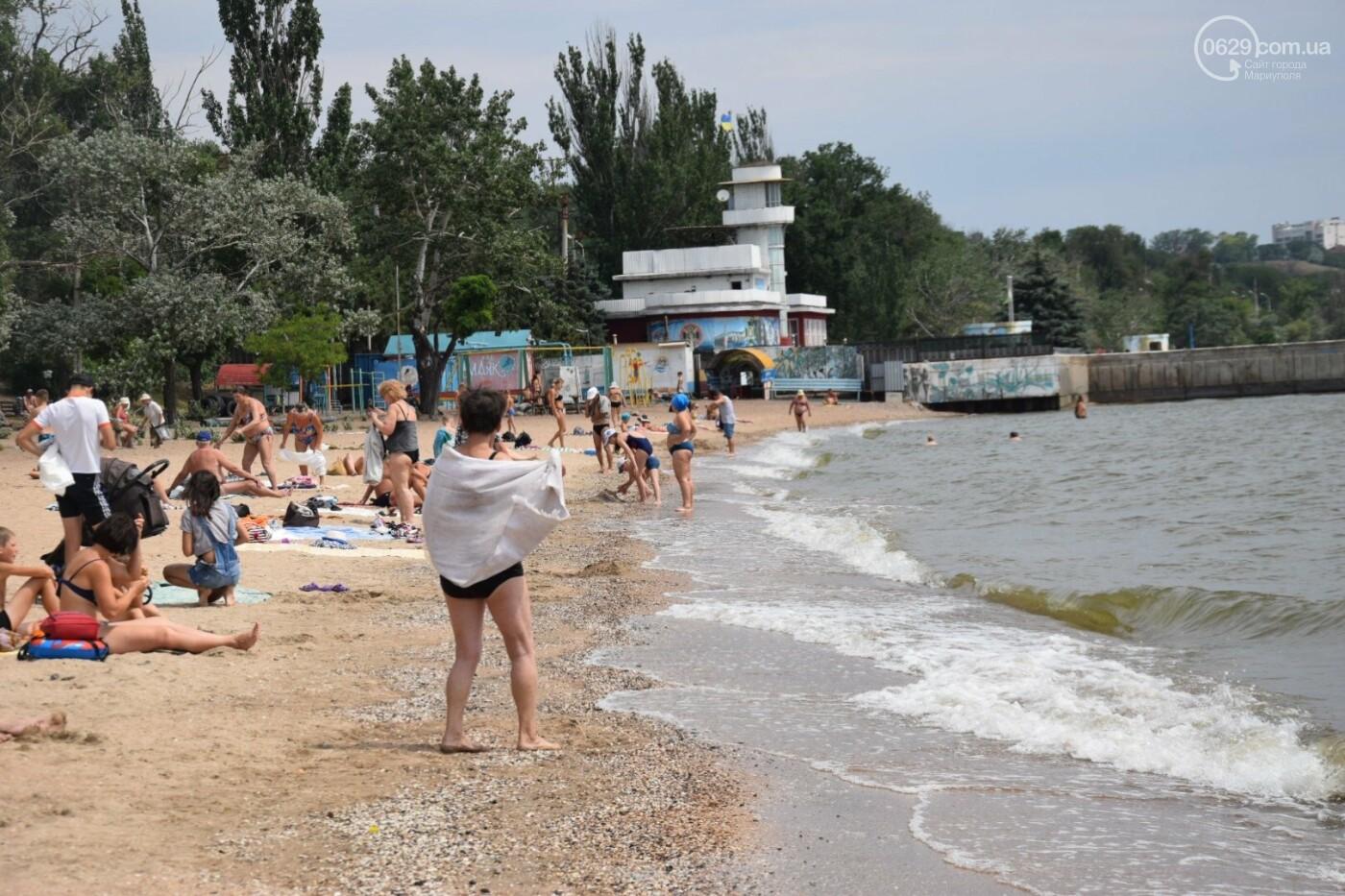 ТОП лучших пляжей Мариуполя, - ФОТО, фото-34