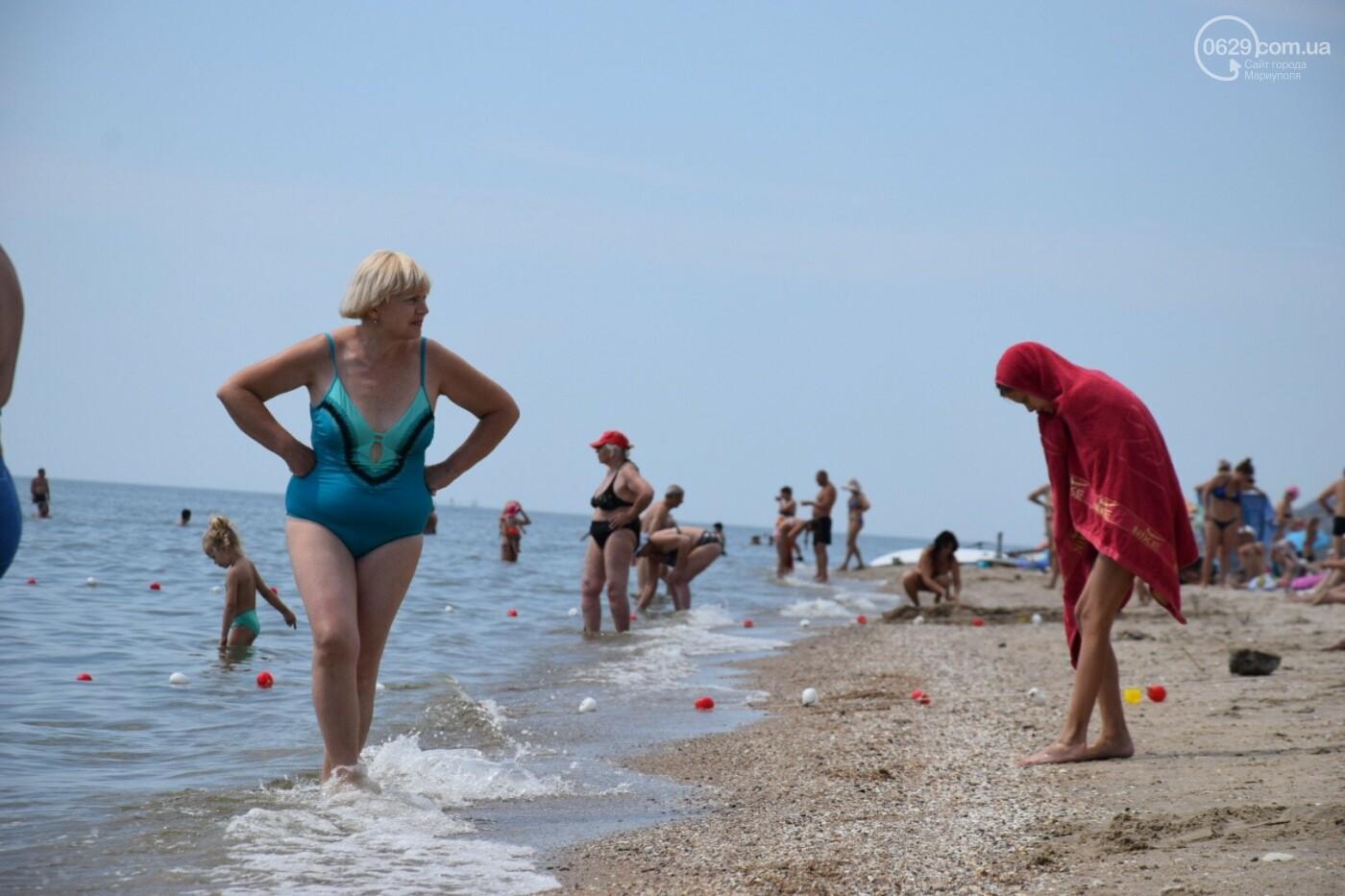 ТОП лучших пляжей Мариуполя, - ФОТО, фото-162