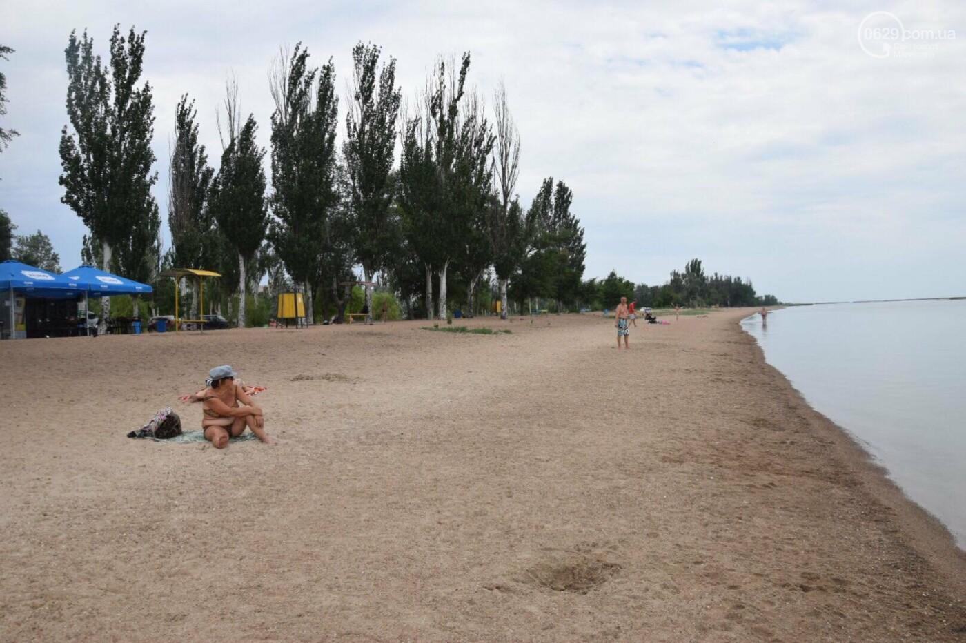 ТОП лучших пляжей Мариуполя, - ФОТО, фото-92