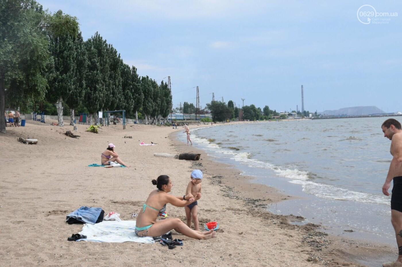 ТОП лучших пляжей Мариуполя, - ФОТО, фото-70