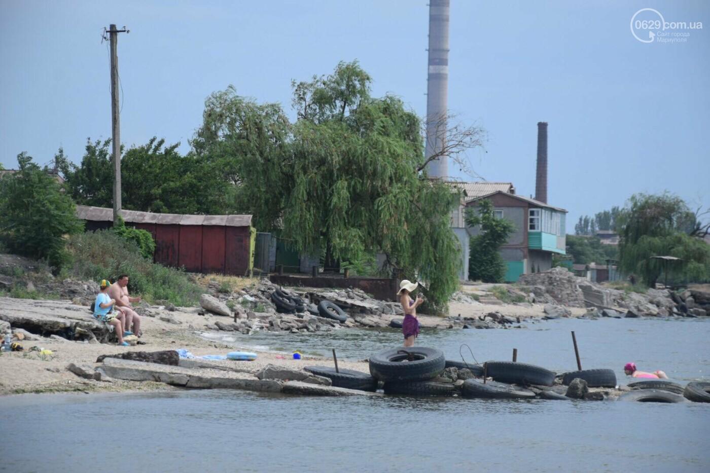 ТОП лучших пляжей Мариуполя, - ФОТО, фото-14