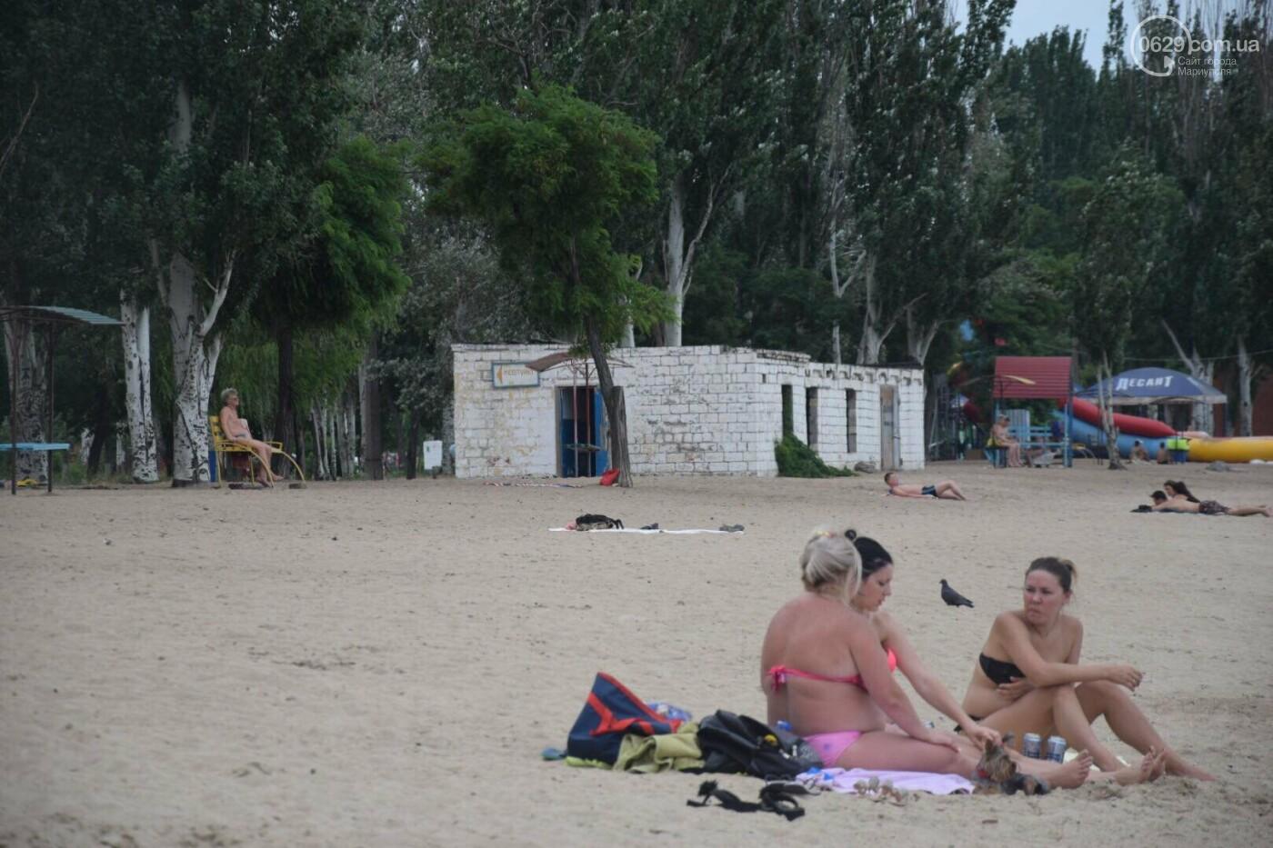 ТОП лучших пляжей Мариуполя, - ФОТО, фото-77