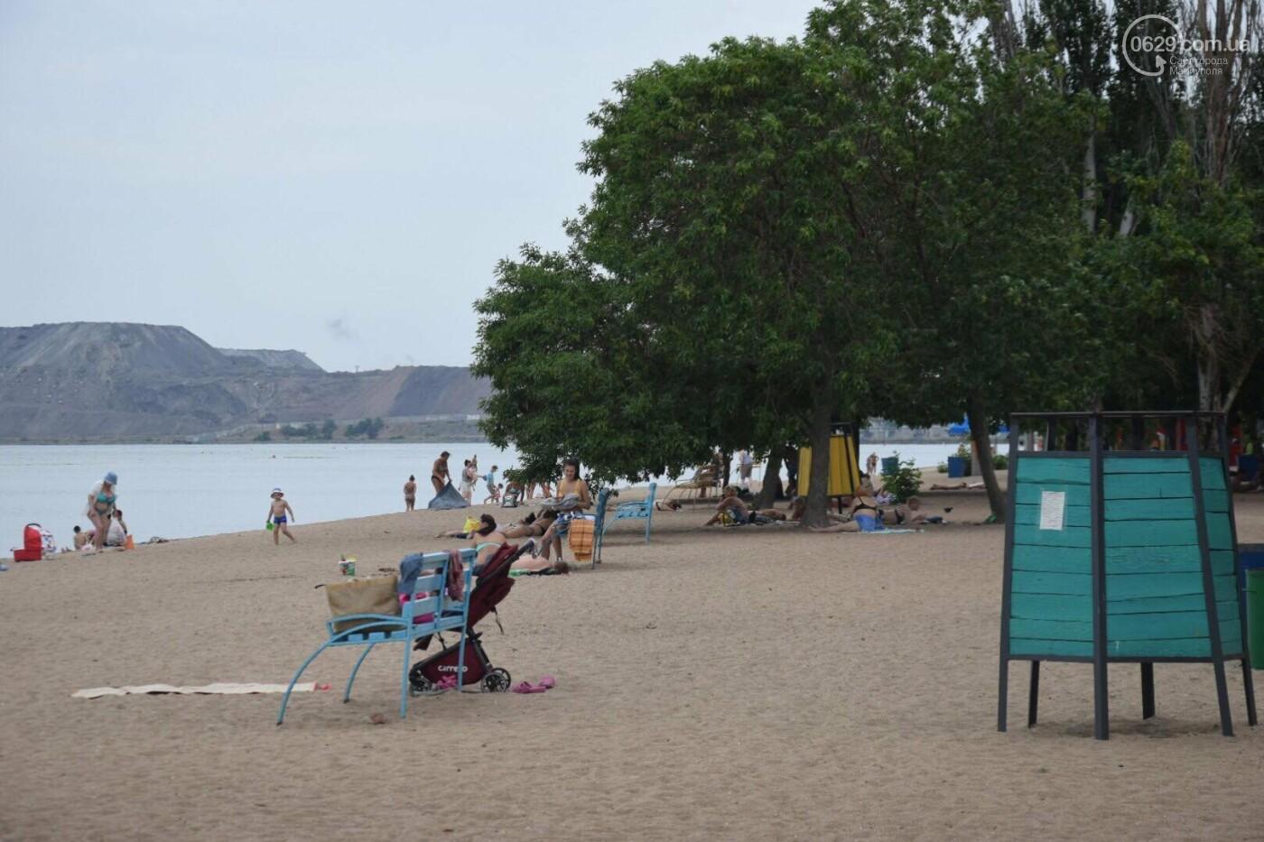 ТОП лучших пляжей Мариуполя, - ФОТО, фото-90
