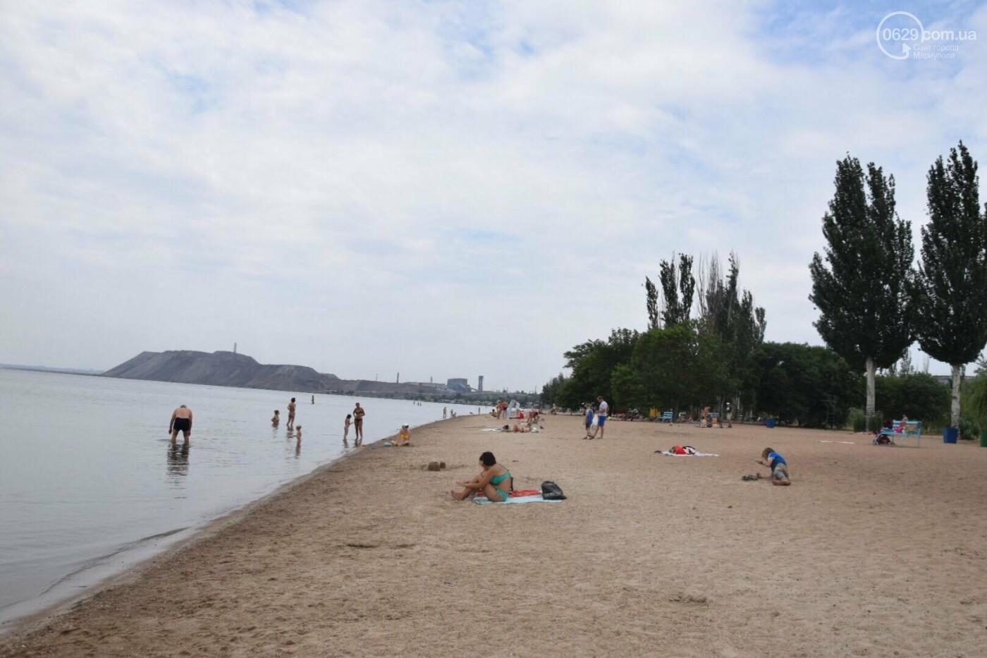 ТОП лучших пляжей Мариуполя, - ФОТО, фото-86