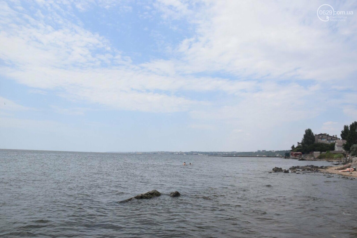 ТОП лучших пляжей Мариуполя, - ФОТО, фото-10