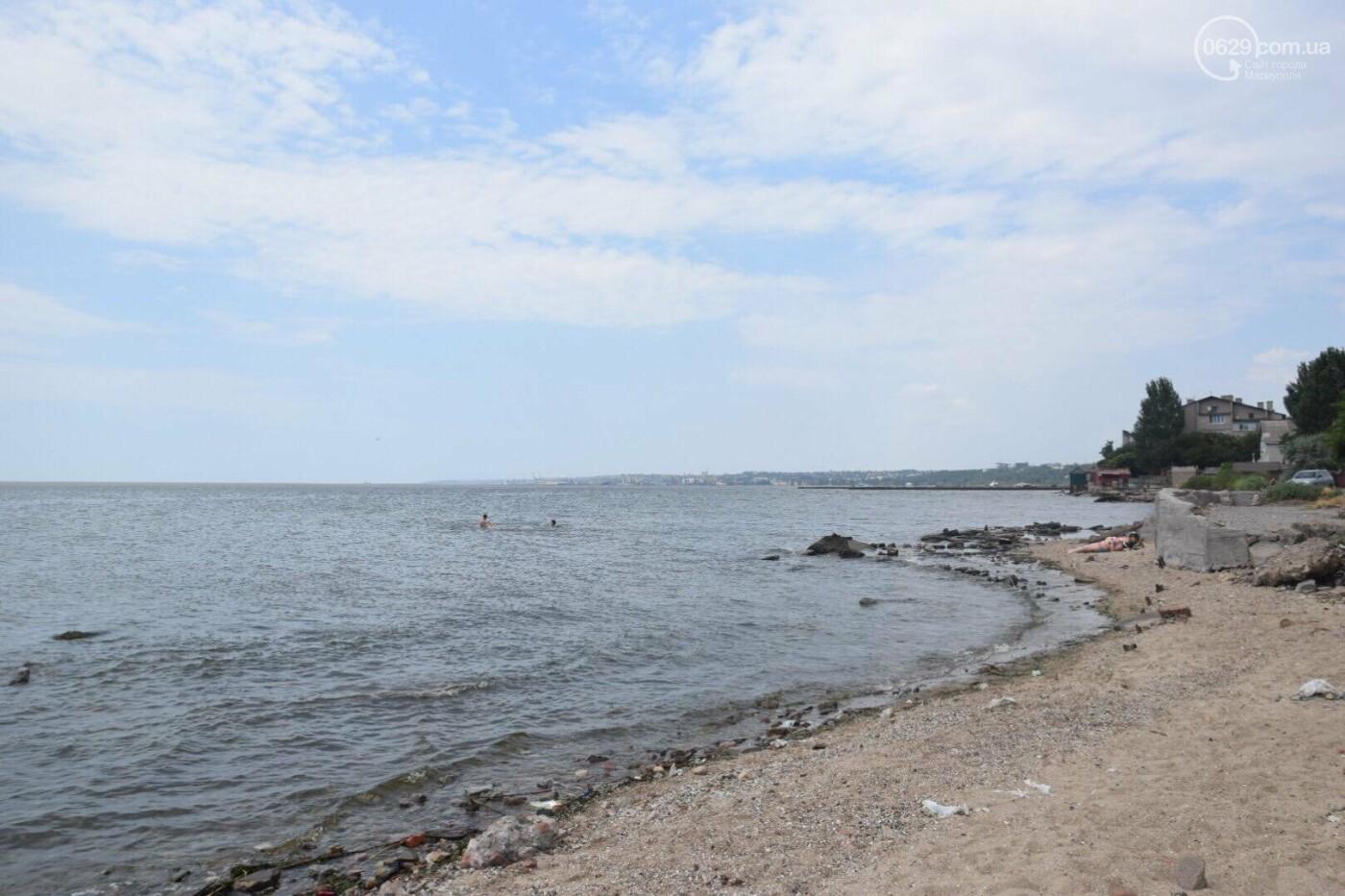 ТОП лучших пляжей Мариуполя, - ФОТО, фото-4