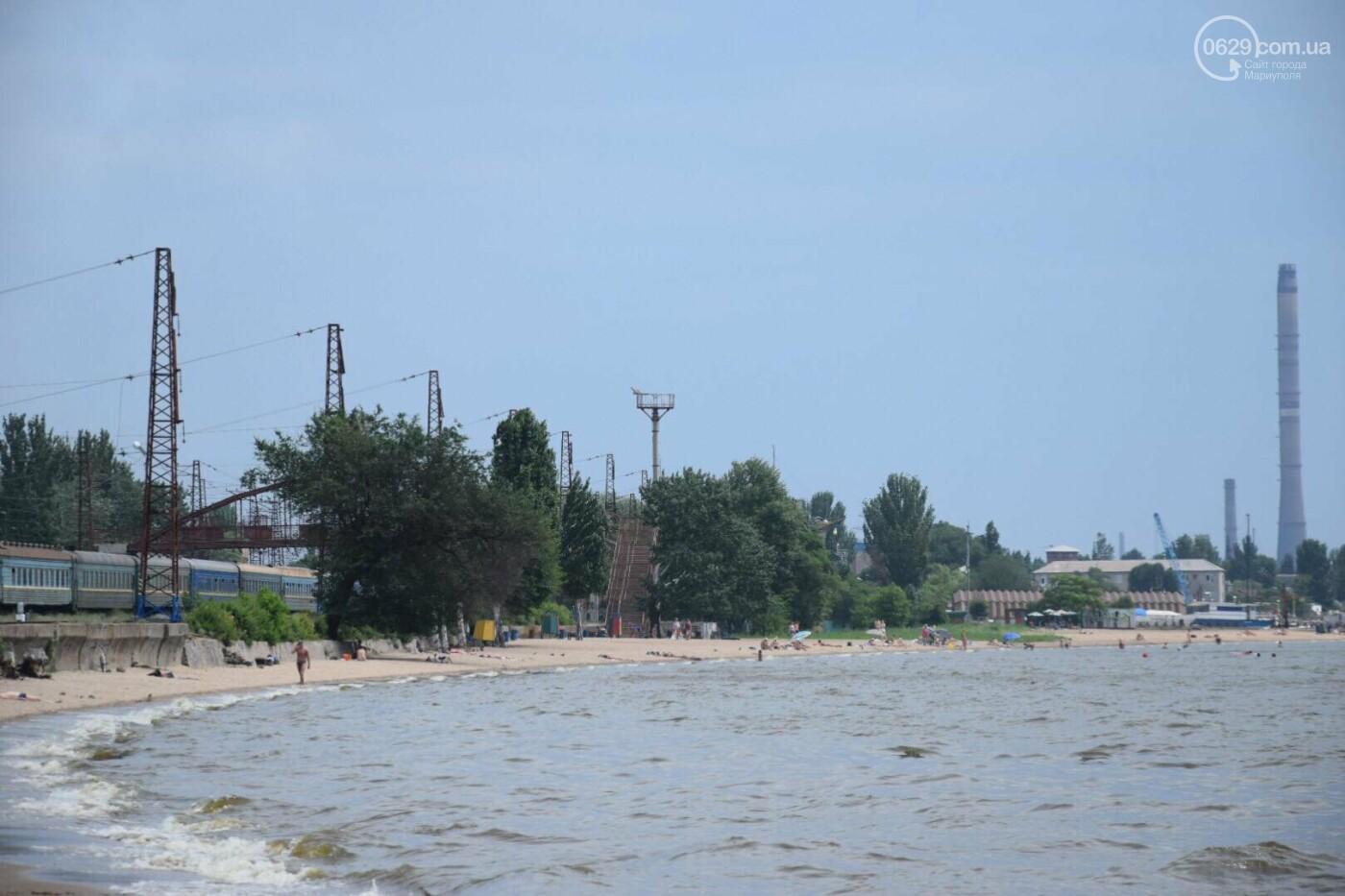 ТОП лучших пляжей Мариуполя, - ФОТО, фото-68