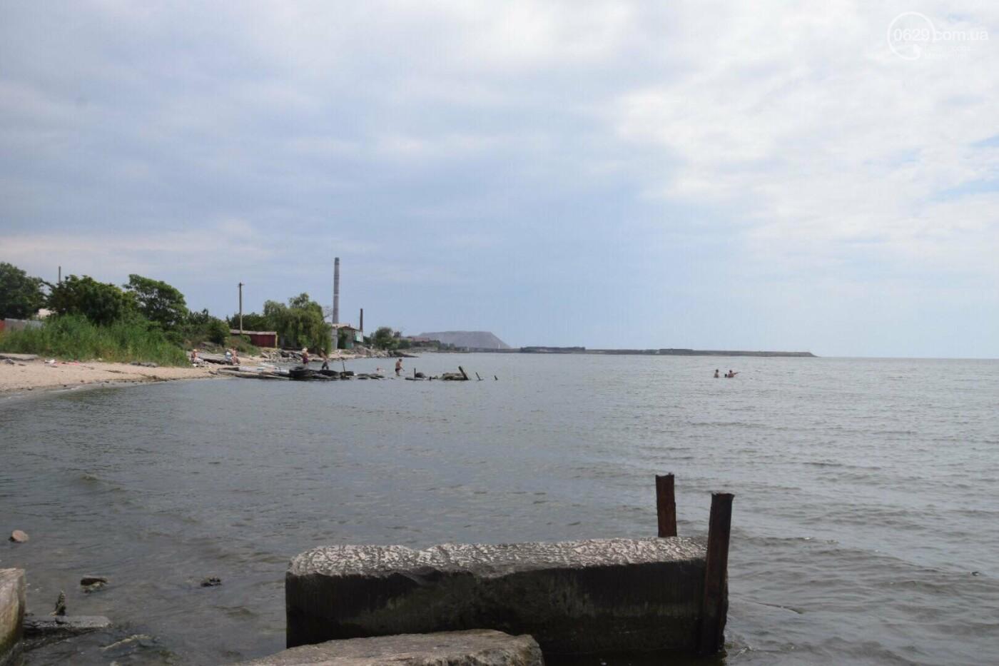 ТОП лучших пляжей Мариуполя, - ФОТО, фото-8