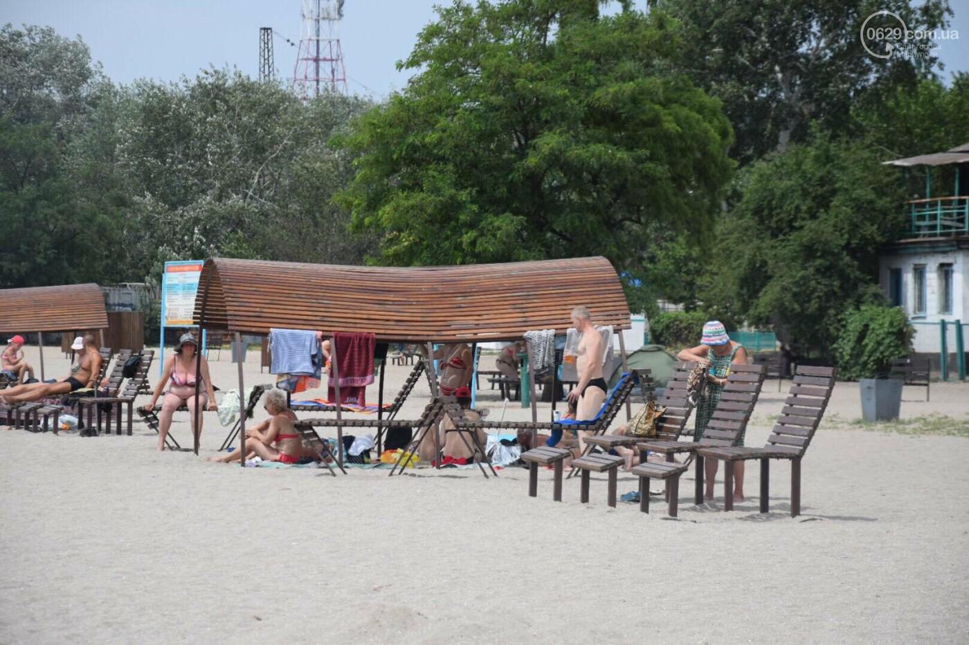 ТОП лучших пляжей Мариуполя, - ФОТО, фото-136