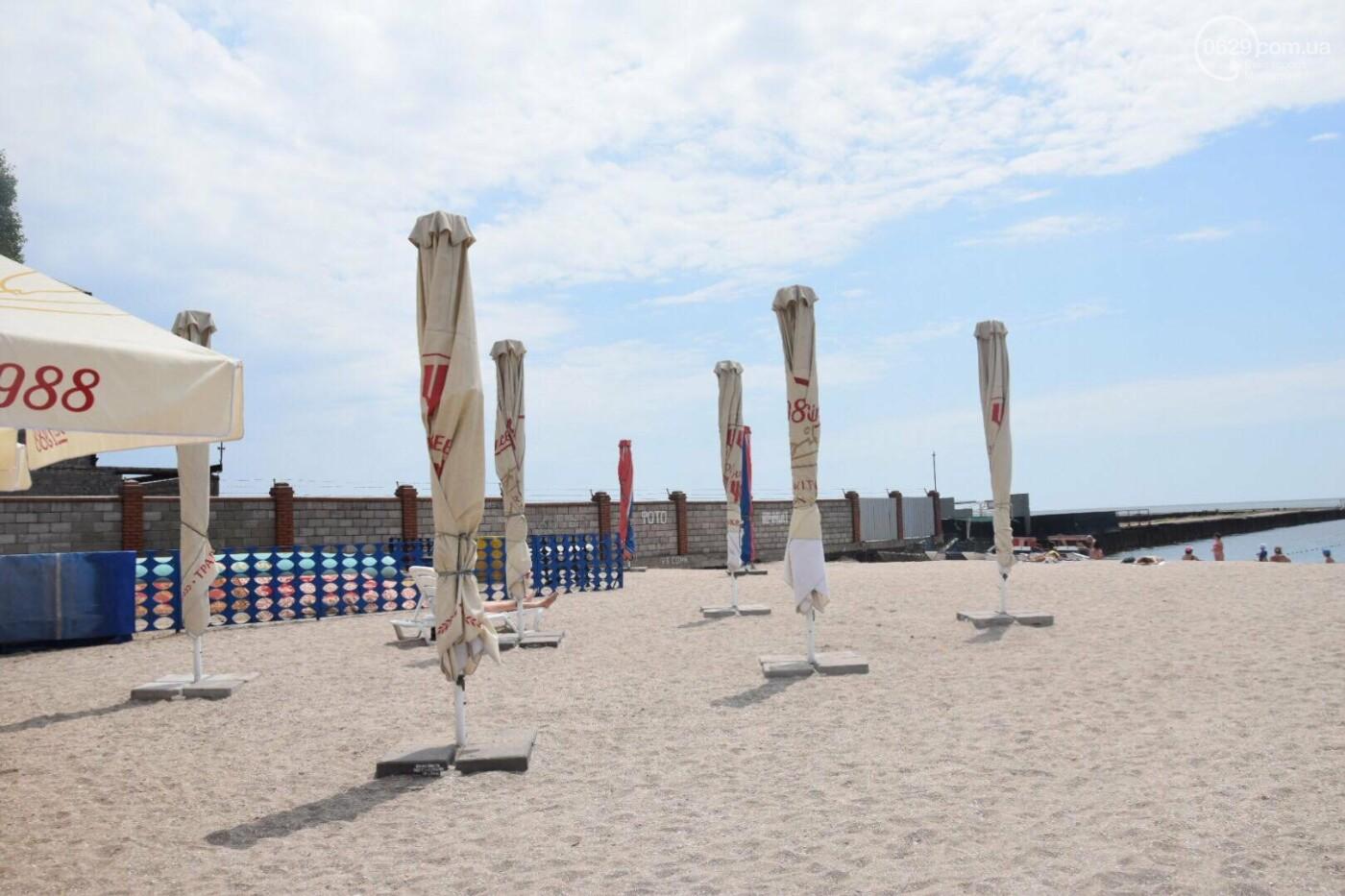 ТОП лучших пляжей Мариуполя, - ФОТО, фото-130