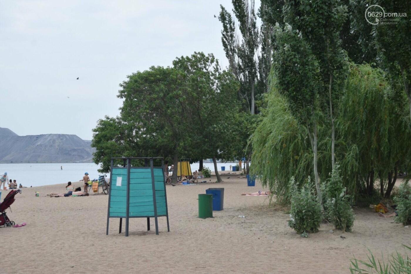 ТОП лучших пляжей Мариуполя, - ФОТО, фото-81