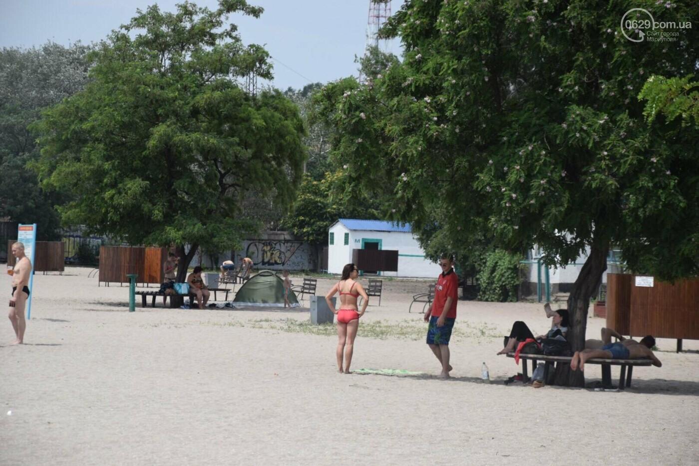 ТОП лучших пляжей Мариуполя, - ФОТО, фото-132