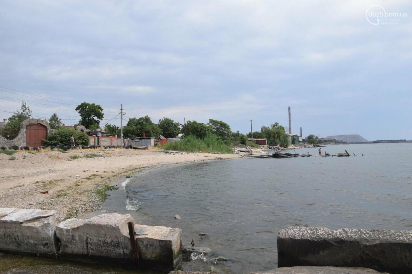 ТОП лучших пляжей Мариуполя, - ФОТО, фото-9