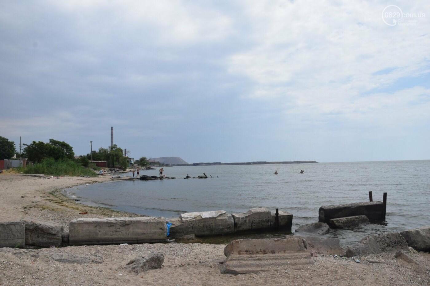 ТОП лучших пляжей Мариуполя, - ФОТО, фото-5