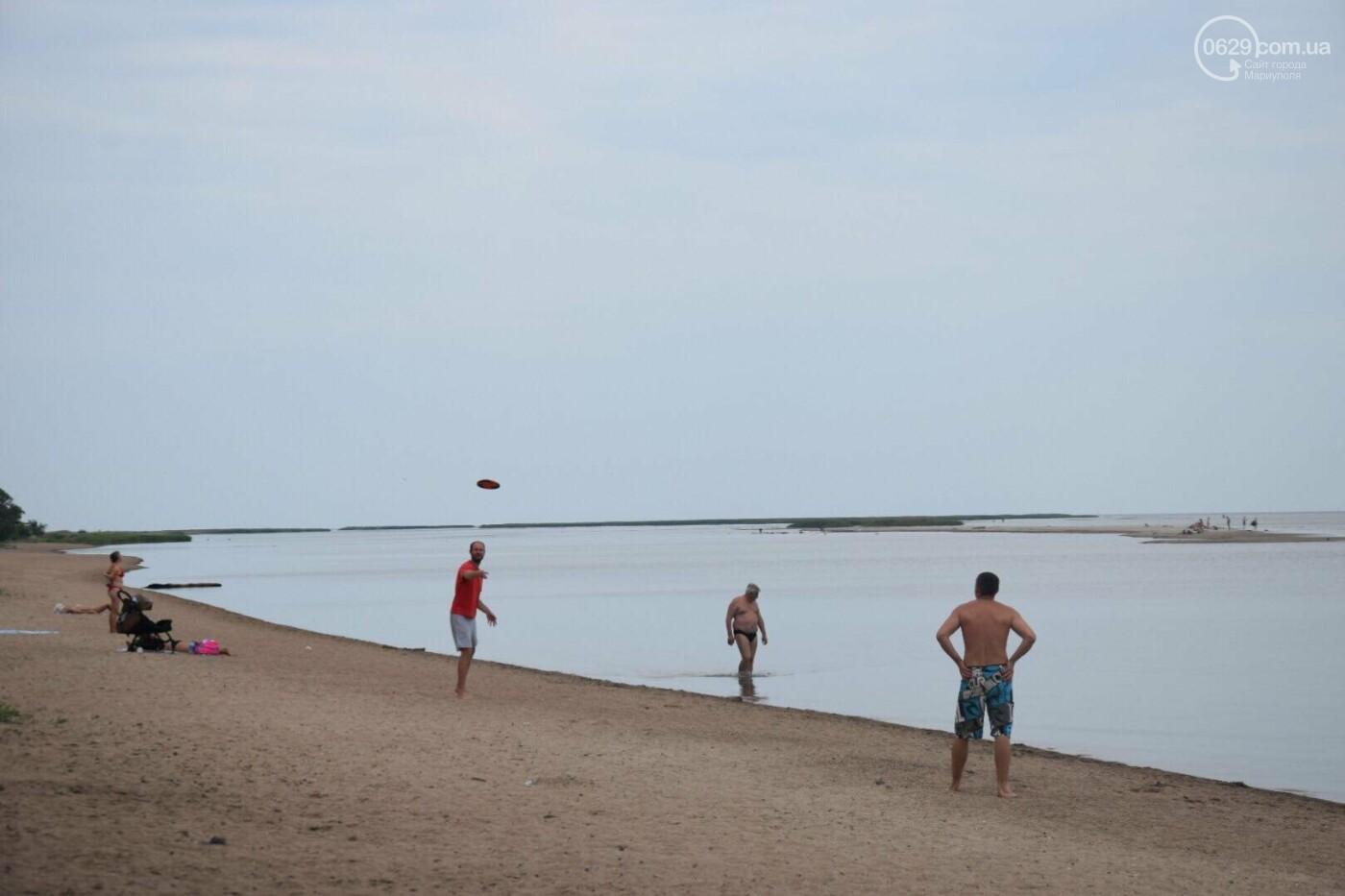 ТОП лучших пляжей Мариуполя, - ФОТО, фото-91