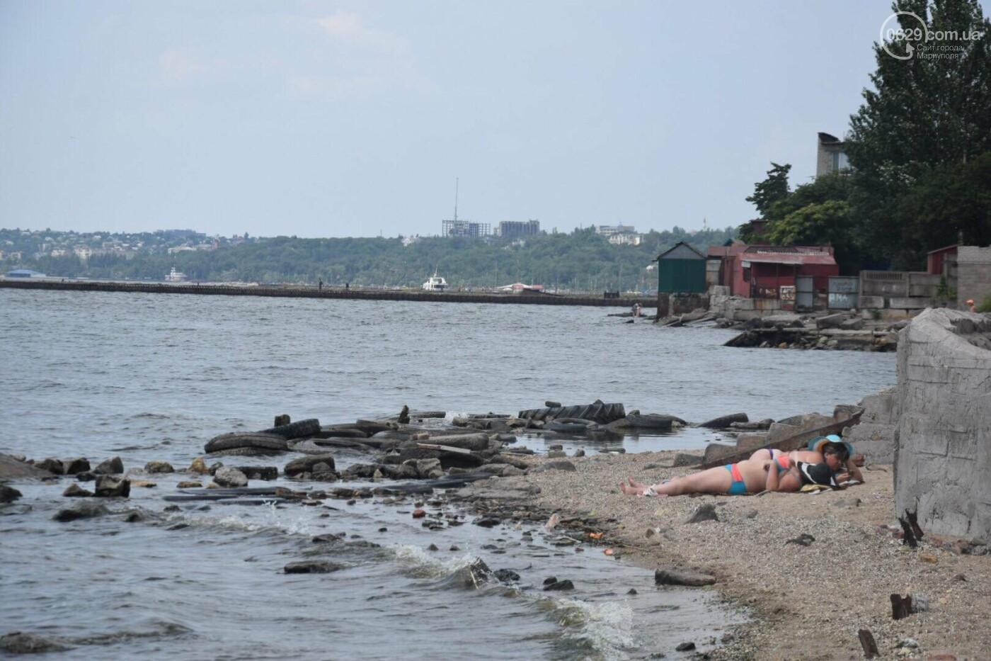 ТОП лучших пляжей Мариуполя, - ФОТО, фото-3
