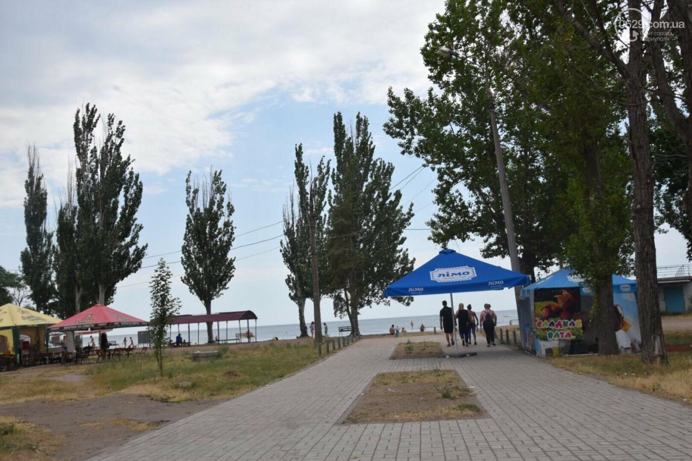ТОП лучших пляжей Мариуполя, - ФОТО, фото-94