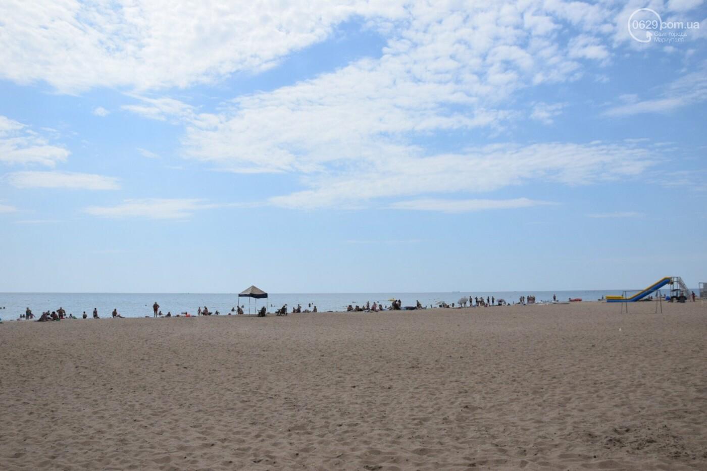 ТОП лучших пляжей Мариуполя, - ФОТО, фото-170