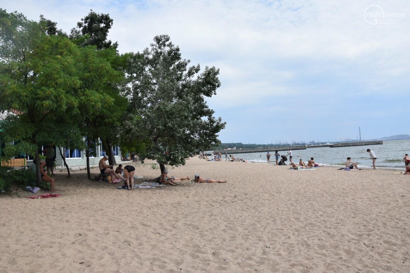 ТОП лучших пляжей Мариуполя, - ФОТО, фото-42