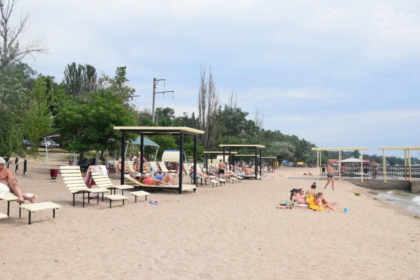 ТОП лучших пляжей Мариуполя, - ФОТО, фото-64