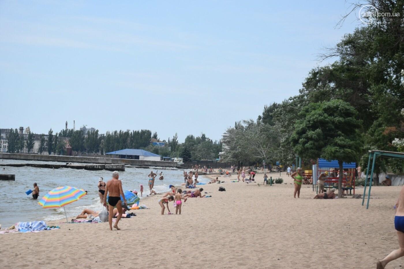 ТОП лучших пляжей Мариуполя, - ФОТО, фото-59