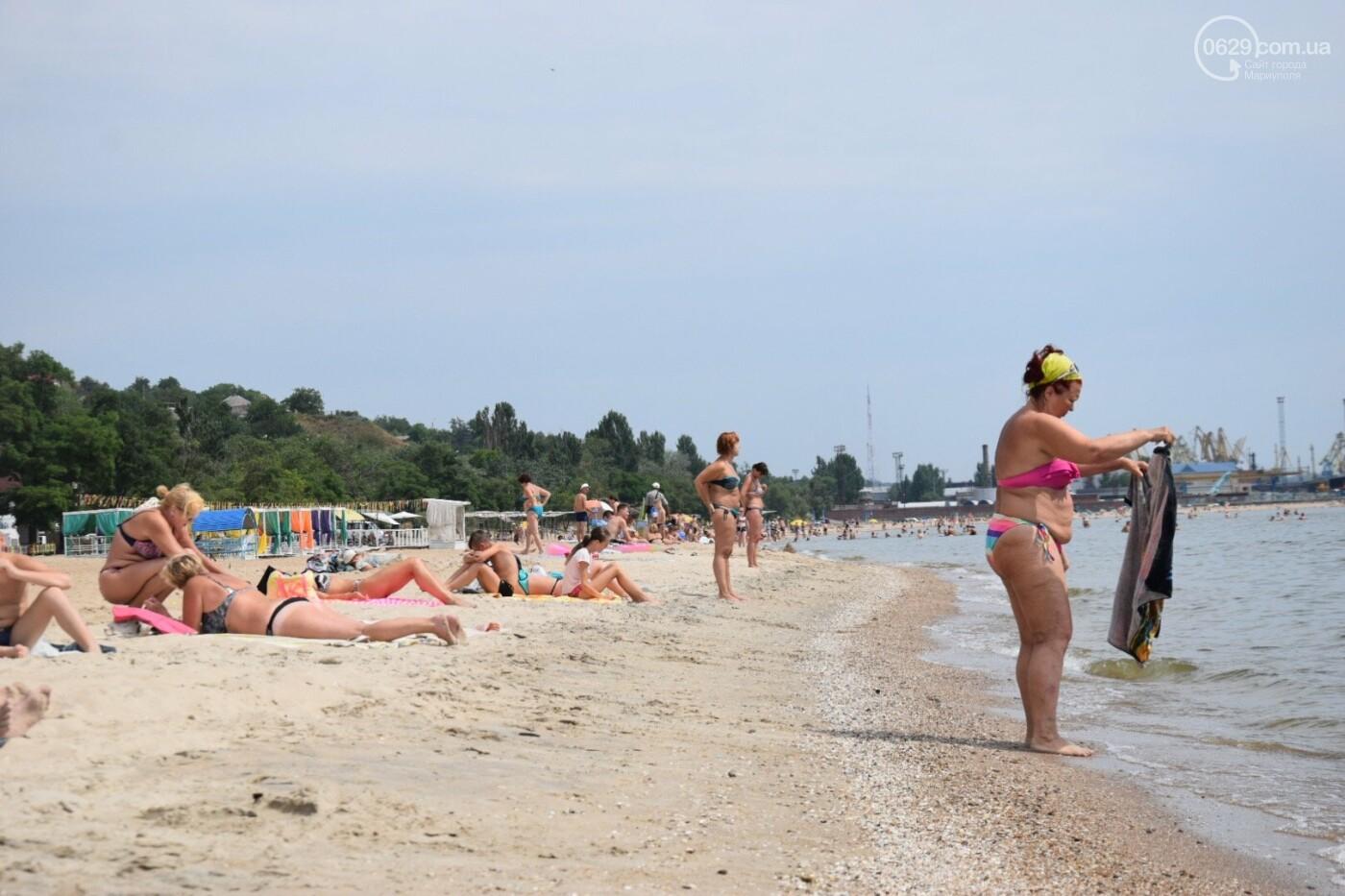 ТОП лучших пляжей Мариуполя, - ФОТО, фото-159