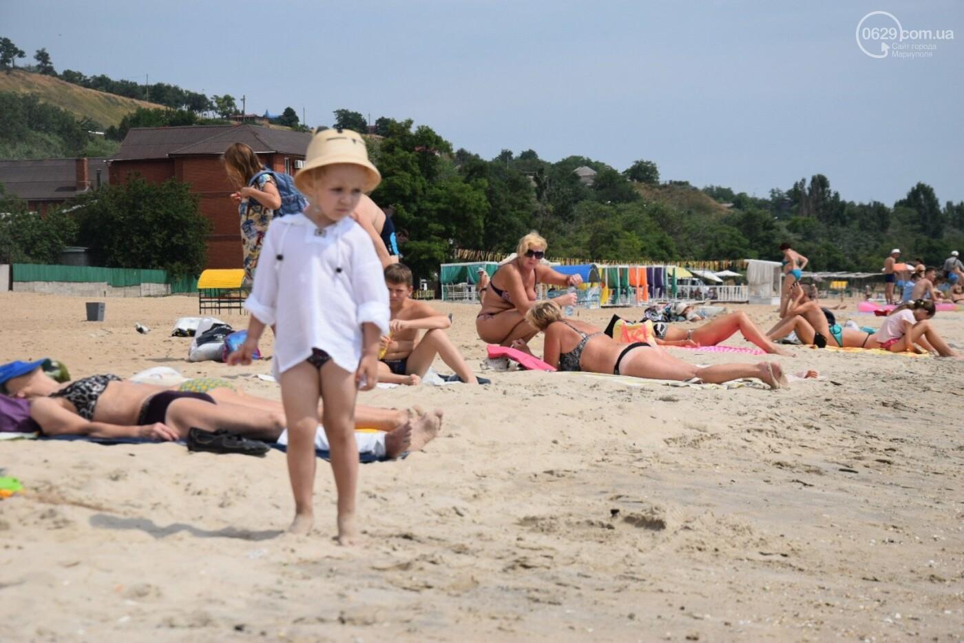ТОП лучших пляжей Мариуполя, - ФОТО, фото-158