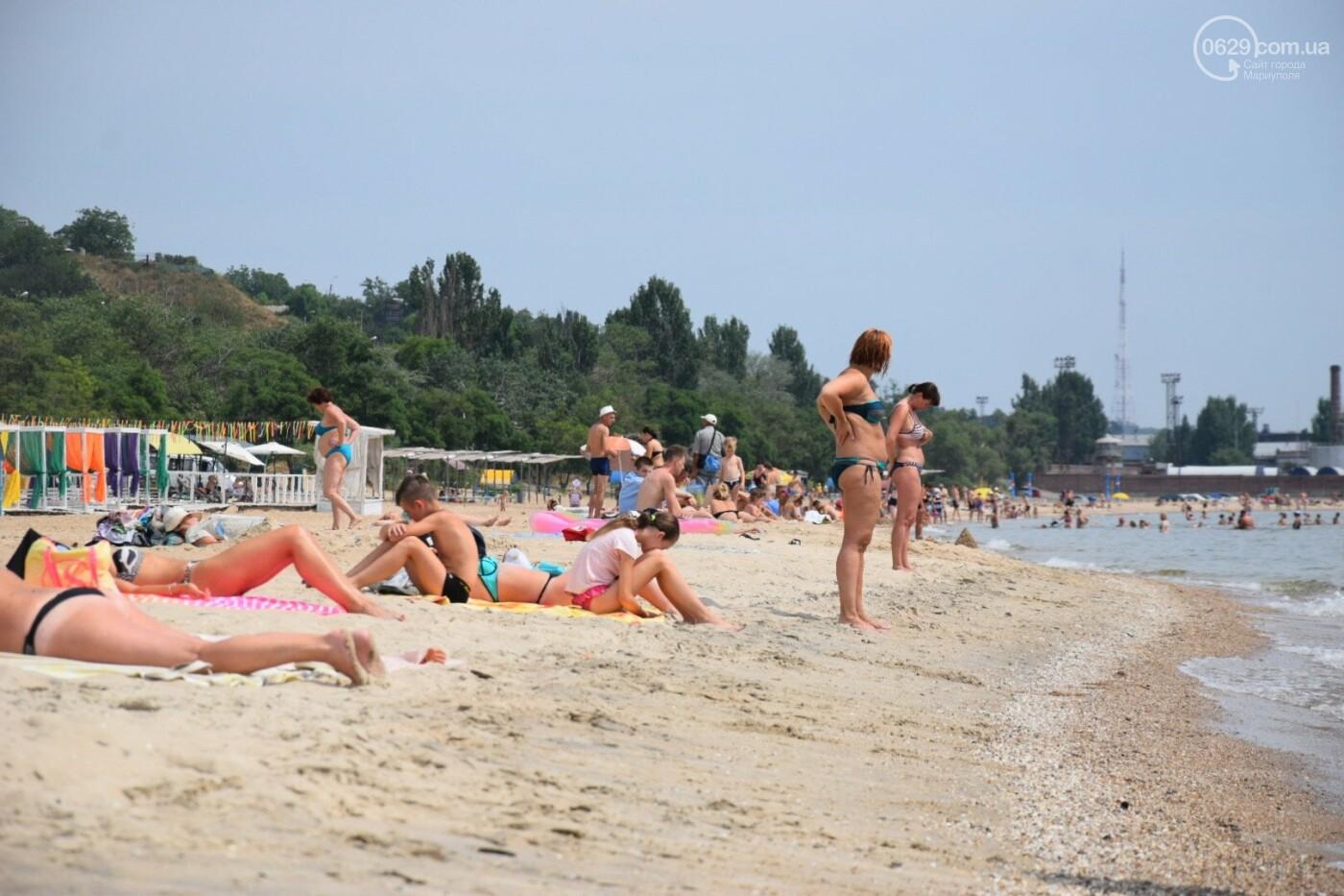 ТОП лучших пляжей Мариуполя, - ФОТО, фото-154