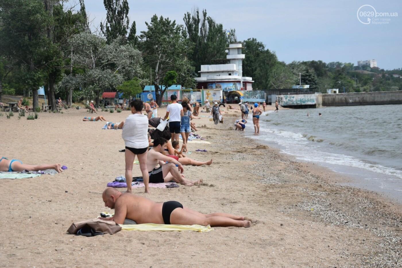 ТОП лучших пляжей Мариуполя, - ФОТО, фото-38