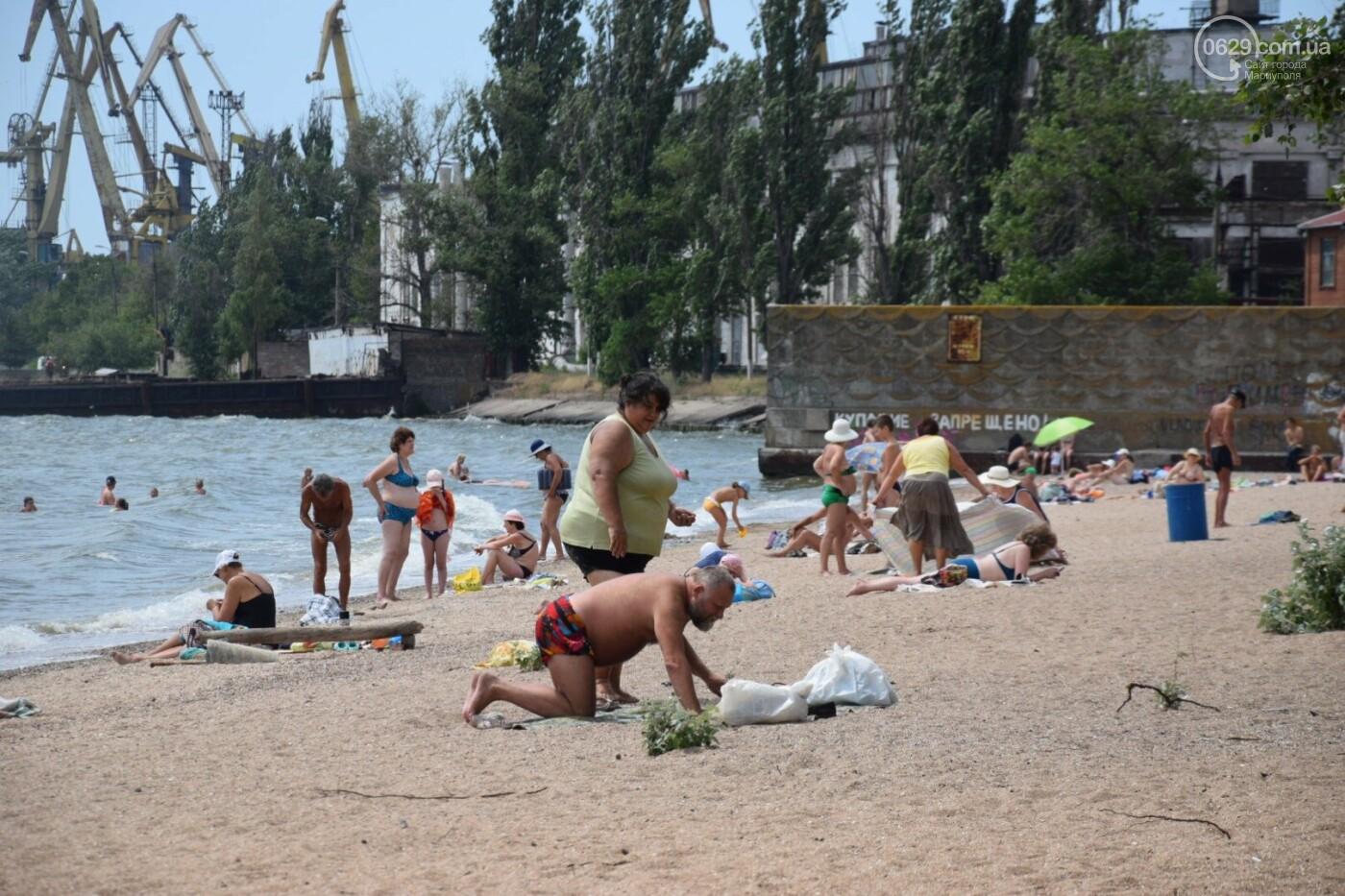 ТОП лучших пляжей Мариуполя, - ФОТО, фото-30