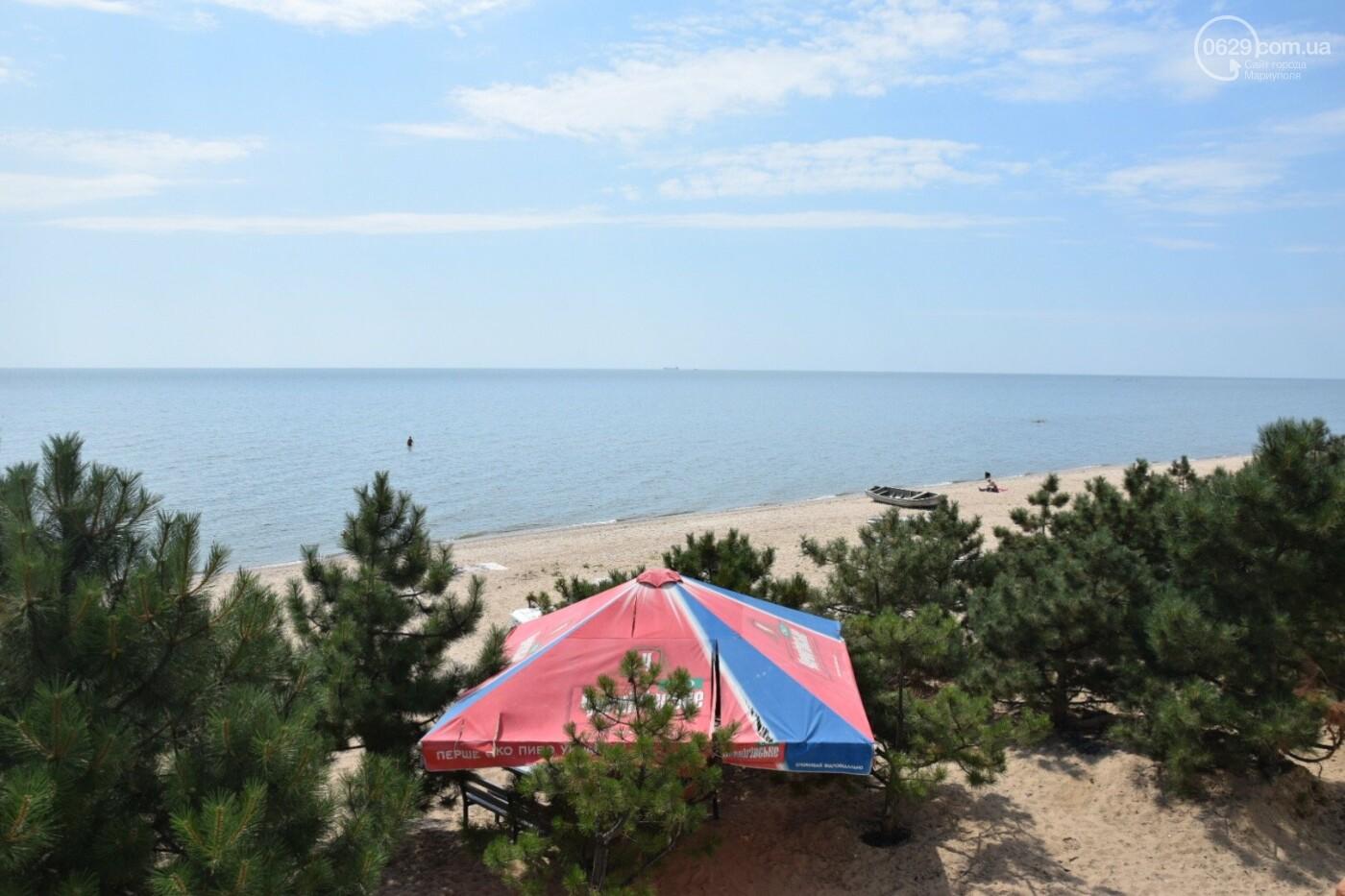 ТОП лучших пляжей Мариуполя, - ФОТО, фото-146