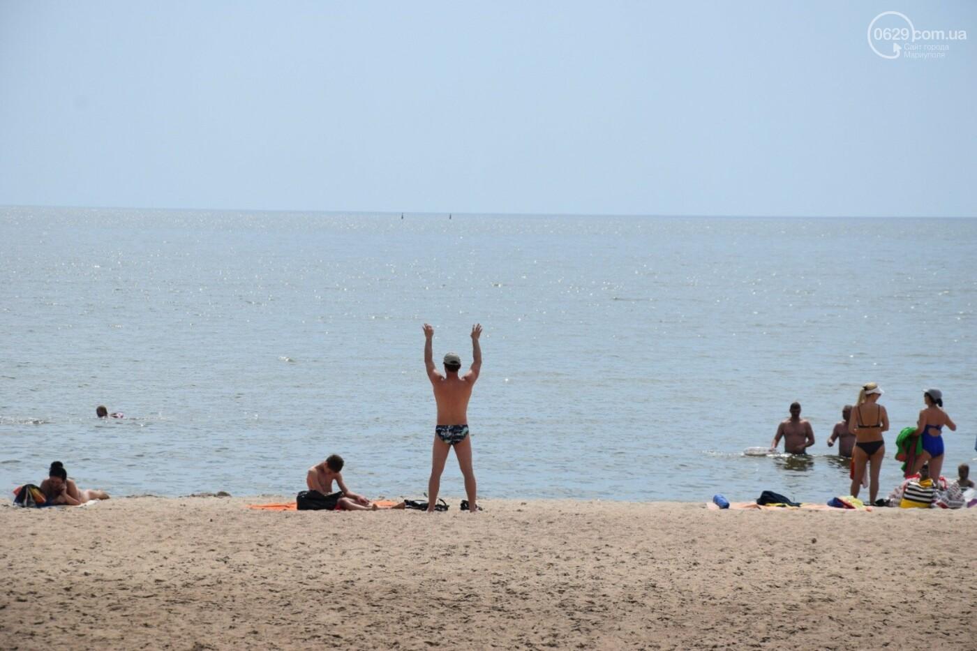 ТОП лучших пляжей Мариуполя, - ФОТО, фото-185