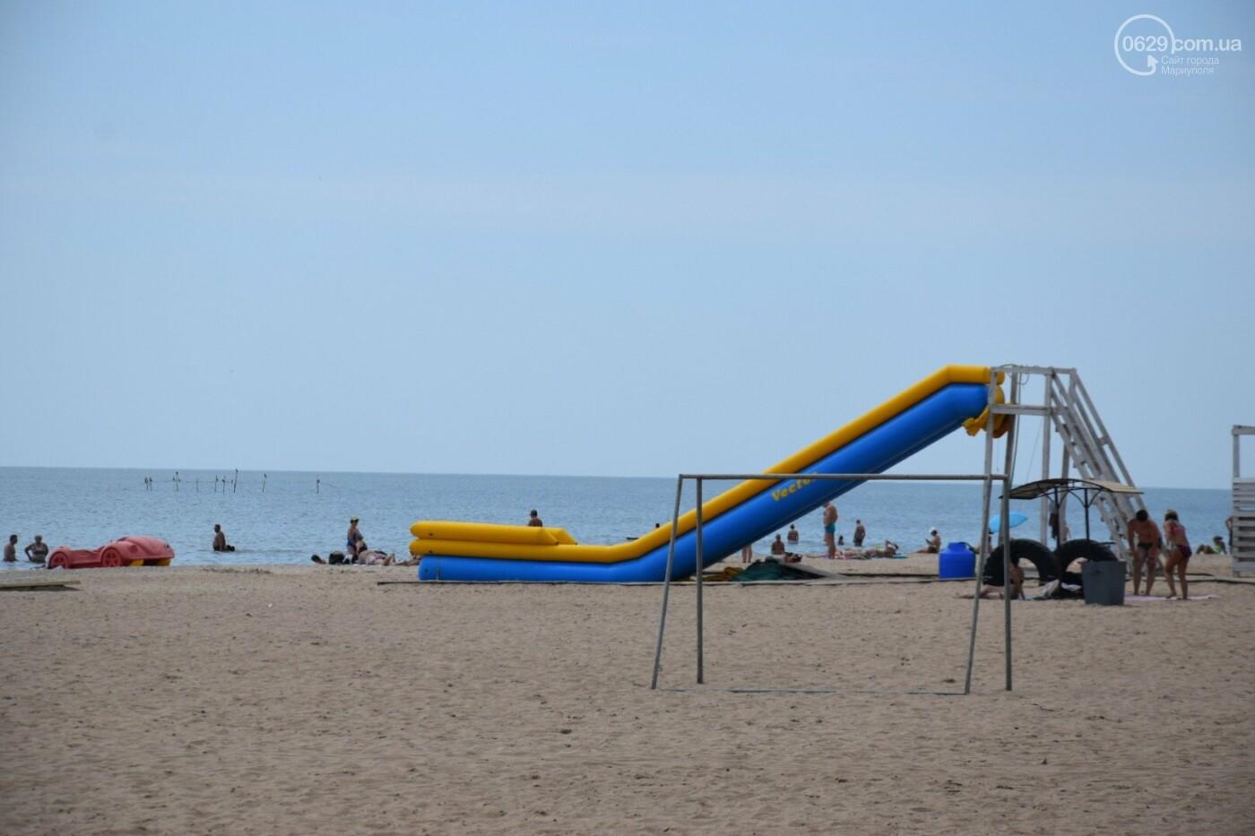 ТОП лучших пляжей Мариуполя, - ФОТО, фото-166