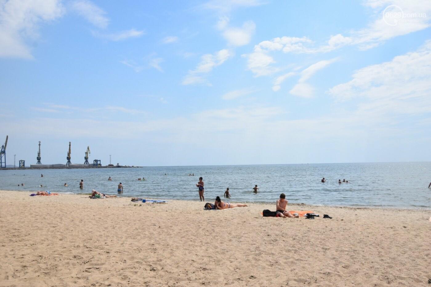 ТОП лучших пляжей Мариуполя, - ФОТО, фото-182