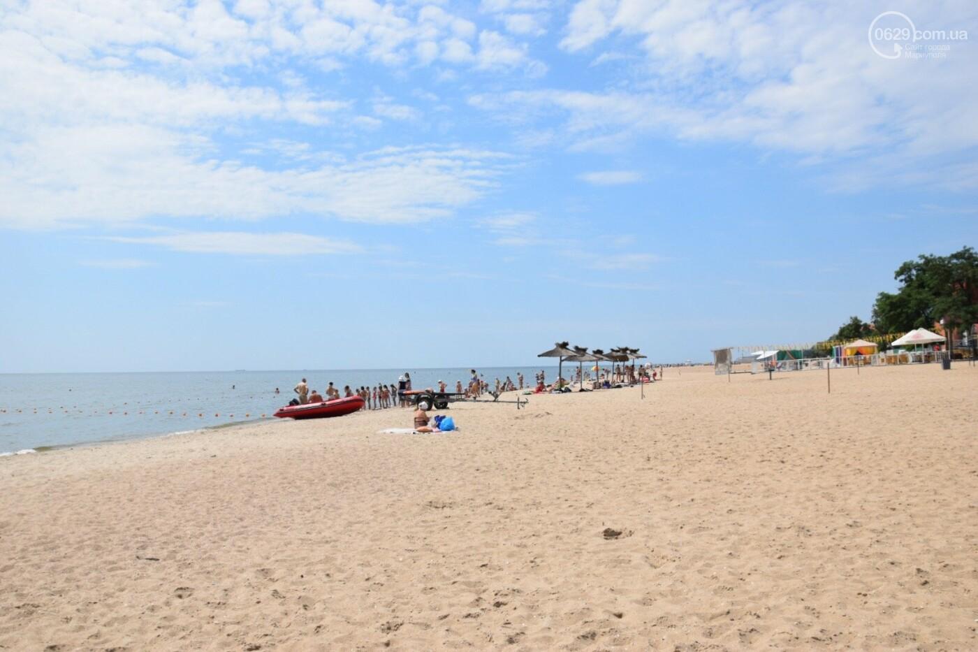ТОП лучших пляжей Мариуполя, - ФОТО, фото-179