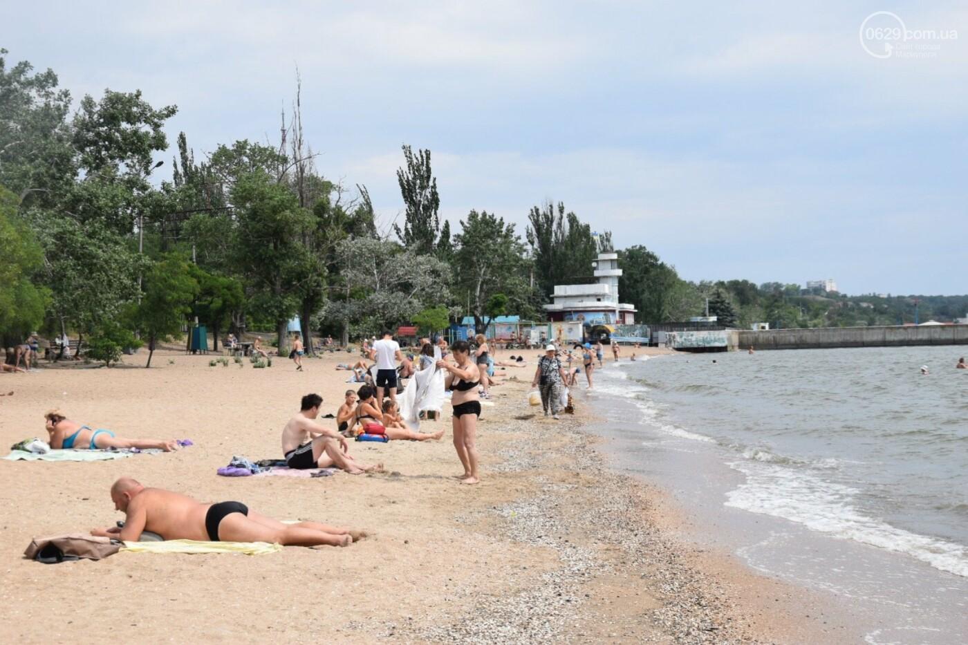 ТОП лучших пляжей Мариуполя, - ФОТО, фото-33