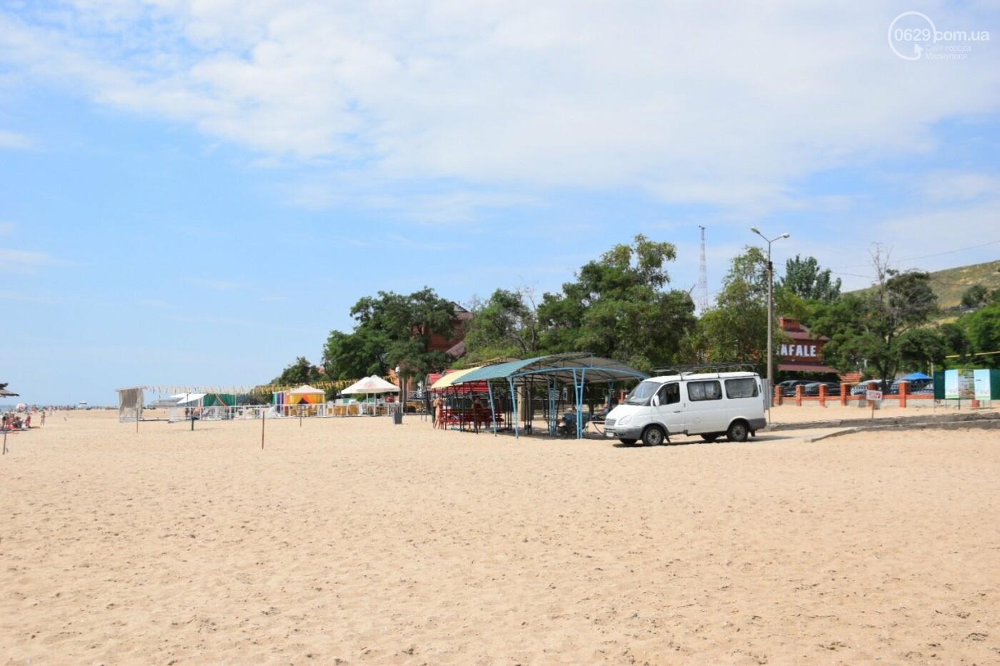 ТОП лучших пляжей Мариуполя, - ФОТО, фото-178