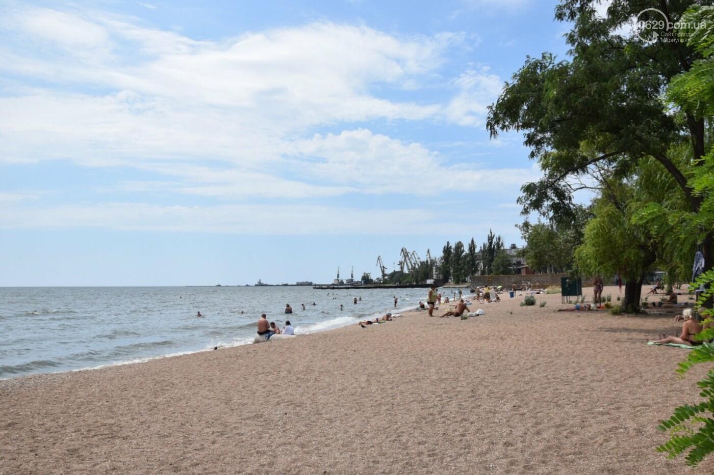 ТОП лучших пляжей Мариуполя, - ФОТО, фото-31
